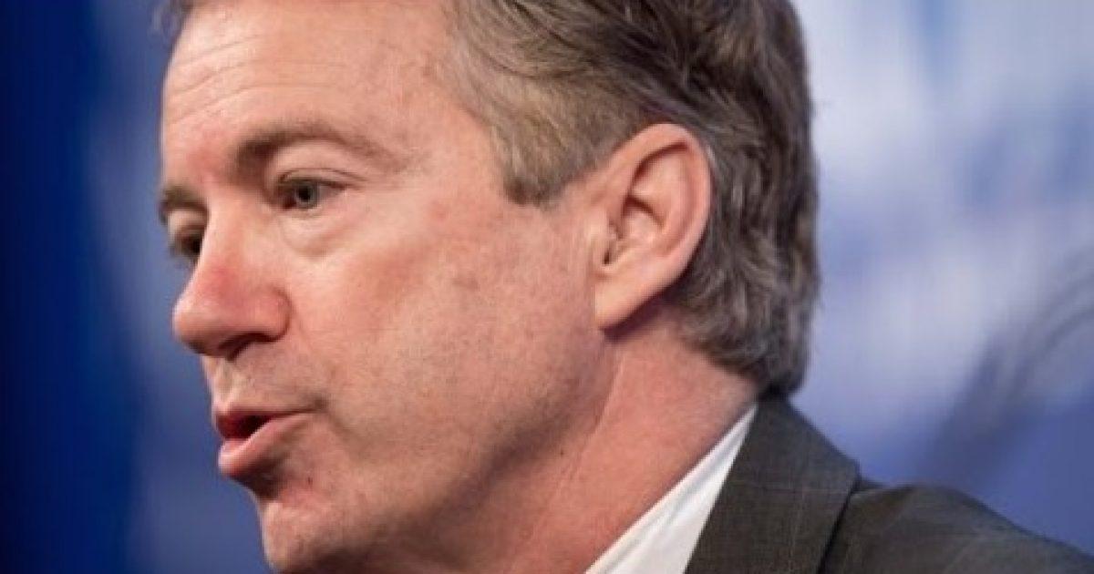 Senator Rand Paul Calls Senator Lindsey Graham a 'Danger to the Country'