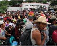 1,200 Migrants Form New Caravan, & They Are Walking Directly to the Southern Border