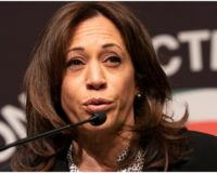 LOL! Kamala's Not 'Comfortable' With Bernie's Health Care Plan, Problem Is She's A Co-Sponsor