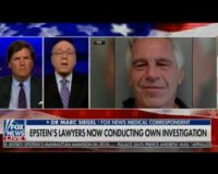 GET READY: Lawyer of Epstein Accuser Says He Has New Info Saying Epstein Was Murdered