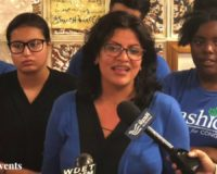 Palestinian Terrorists Blow Up Israeli Teen, & Rashida Tlaib Has the Nerve to Blame ISRAEL