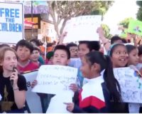 WATCH: San Fran Public Schools Have Young Kids Draw Anti-Trump Signs, Belt Anti-Trump Chants