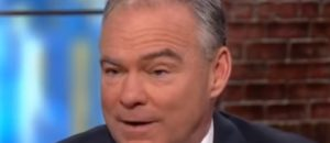 Someone Forgot To Give Tim Kaine The Weinstein Talking Points [Video]