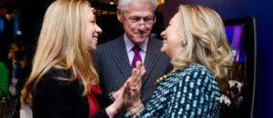 The Clintons' Final Con