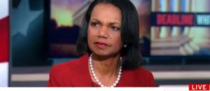 When Condolezza Rice Flips The Russian Meddling Script On MSNBC It's A Good Day [Video]