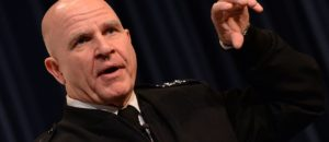 H. R. McMaster had an unethical relationshipwith an international think tank while in uniform