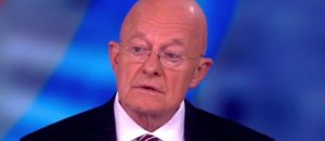 Clapper Provides An Interesting Cover for His Former Boss