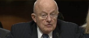 "Clapper Passes the Buck ""Not my place"""