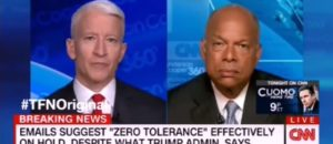 Former DHS Secretary Jeh Johnson surprised CNN with this comment [Video]