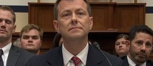 Strzok Admitted To One Very Important Text Message And Probably Wishes He Could Take It Back