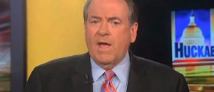 Mike Huckabee Completely Destroys Hillary Clinton With Fire Tweet!