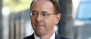 Here's Who Approved Rod Rosenstein's Press Conference On Russian Indictments