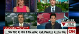 Hillary Clinton's Former Campaign Manager Throws Keith Ellison Under The Bus [Video]