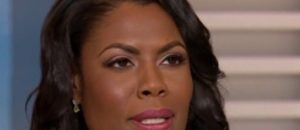 Was Omarosa was on a mission to nail the White House?
