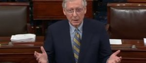 McConnell Is Coming for Feinstein