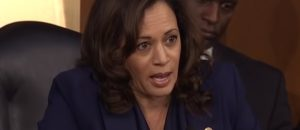 Senator Kamala Harris gets her pompous tweet served back cold