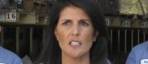 The Odds-on Favorite to Replace Nikki Haley