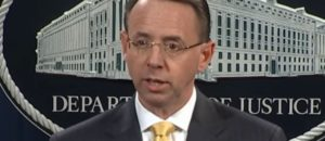 Former Federal Prosecutor Says 'Rosenstein Deeply Involved in Effort to Try to Remove Trump From Office' (Video)