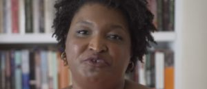 GA Democrat for Governor Stacey Abrams Attempts Election No-No